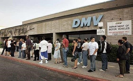 DMV is terrible
