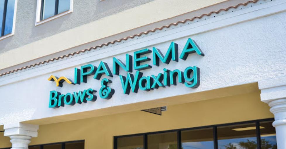 Ipanema brows and waxing