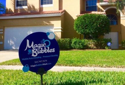 Magic Bubbles franchise