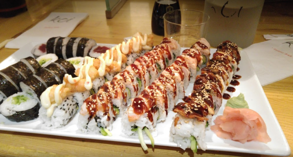 Koi Sushi Franchise