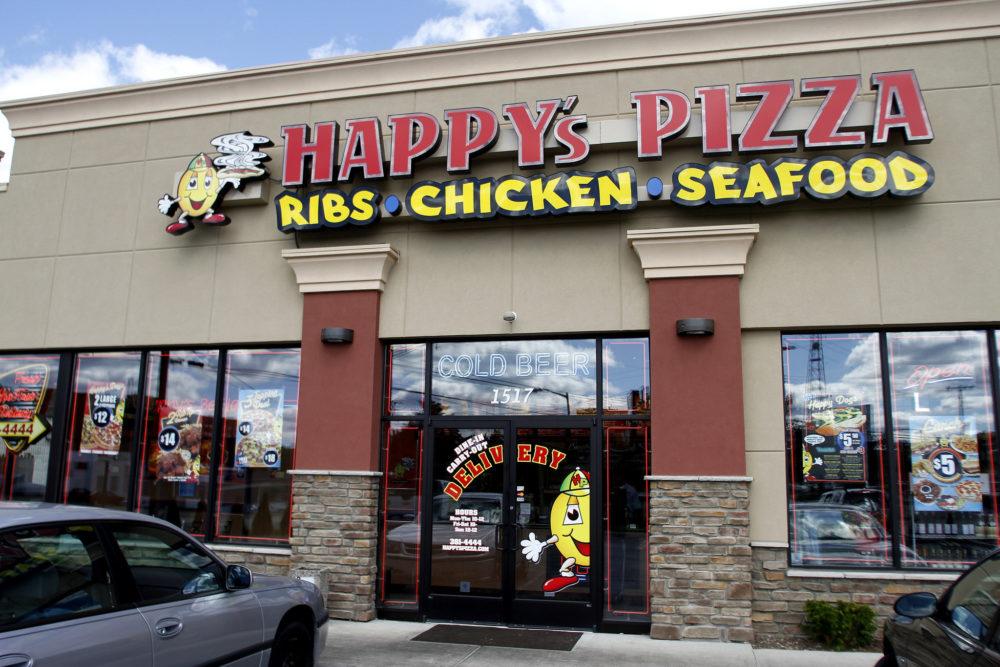 Happys pizza franchise review