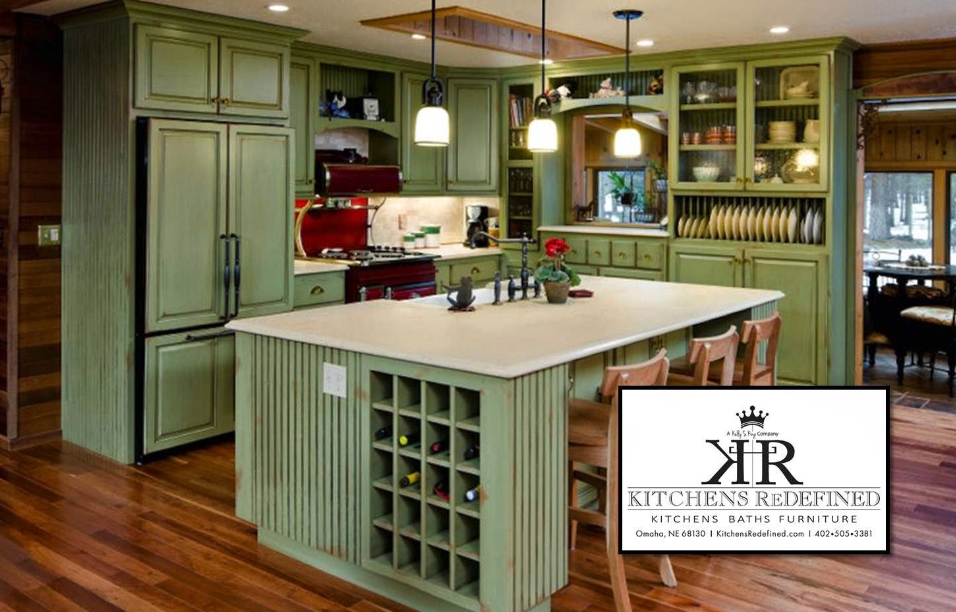 Kitchens Redefined