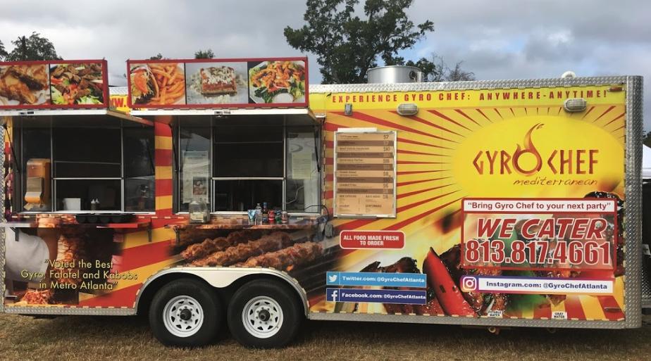 Gyro Chef food truck
