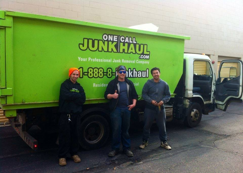 one call junk haul franchise