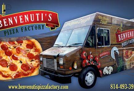 Benvenutis pizza franchise