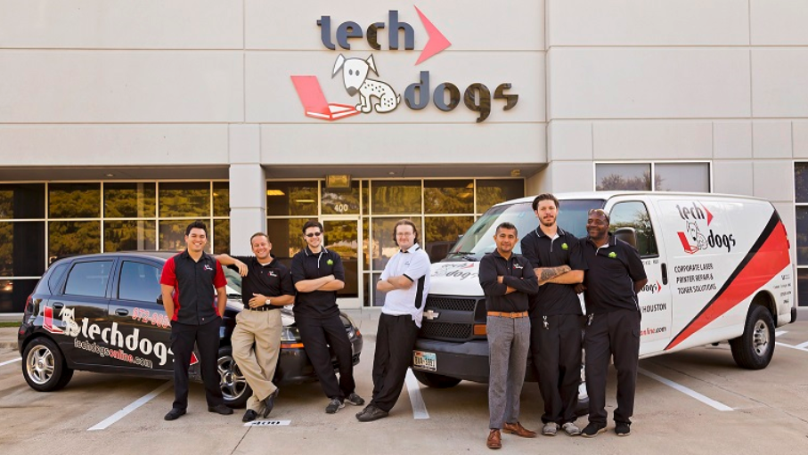 techdogs franchise