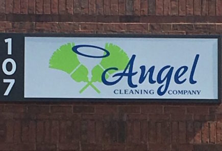 angel cleaning company franchise