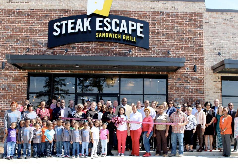 steak escape franchise